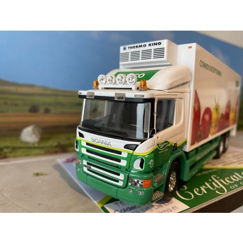 Tekno Tekno Scania P340 truck the Greenery Dijco