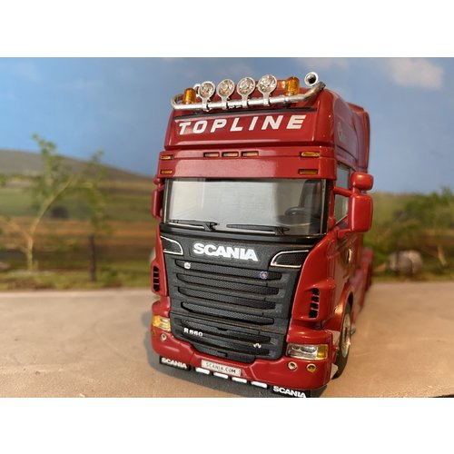 WSI WSI Scania R560 Topline 6x2 single truck