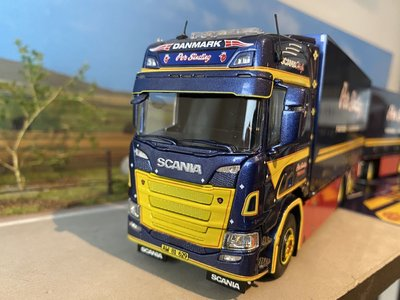 Tekno Tekno Scania R NGS truck with trailer Per Sinding