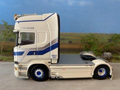 Tekno Tekno Scania R Topline  single truck Andiprim België