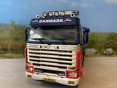 WSI WSI Scania 143H streamline 6x2 single truck Bjarne Nielsen