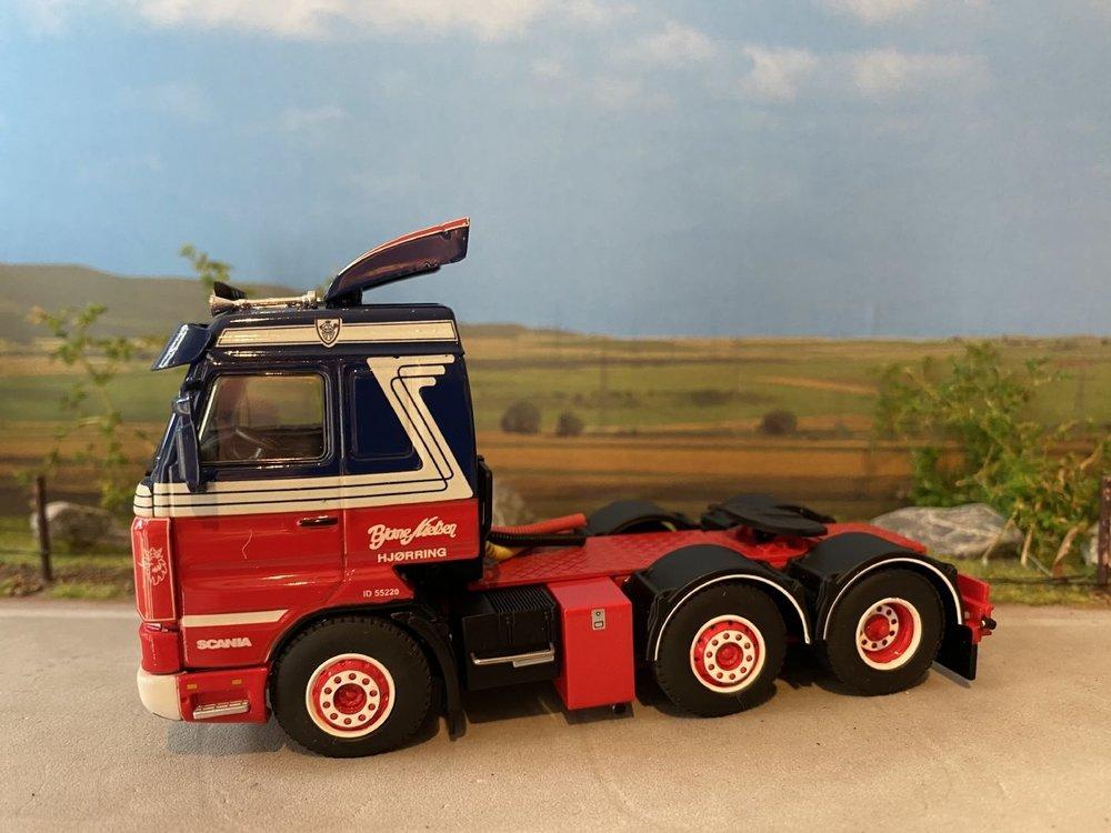 WSI WSI Scania 143H streamline 6x2 single truck Bjarne Nielsen