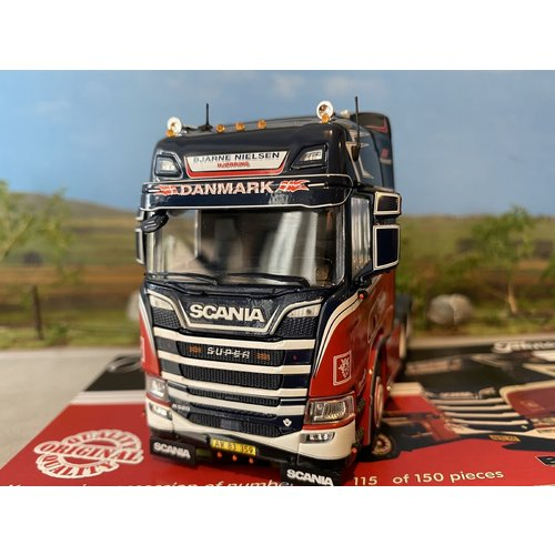 Tekno Tekno Scania R Next Gen Highline 6x2 single truck Bjarne Nielsen