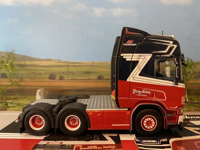 Tekno Tekno Scania R Next Gen Highline 6x2 single truck Bjarne Nielsen