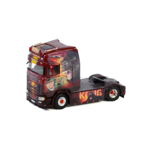 "WSI WSI Scania S Highline single truck BEAU ""Kong"""