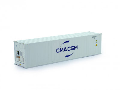 Tekno Tekno CMA CFM 40ft. reefer container