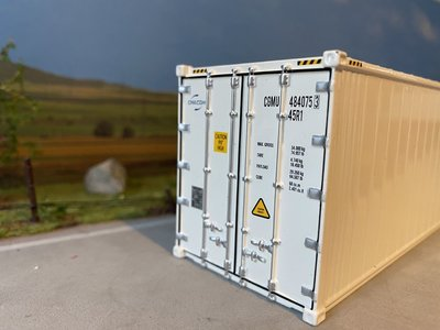 Tekno Tekno CMA CFM 40ft. reefer container