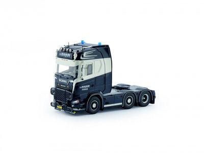 Tekno Tekno Scania S next gen Highline 6x2 single truck Jan van der Meer