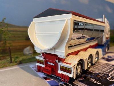 Tekno Tekno Scania R Highline met afzetbak Per  Broddes LBC