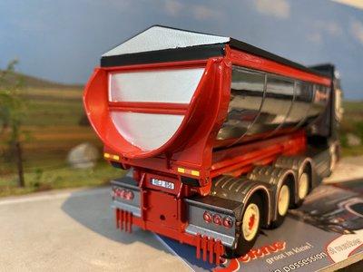 Tekno Tekno Scania R Highline met afzetbak THIZ