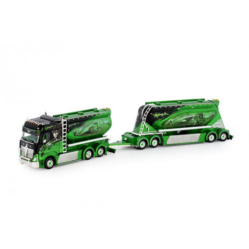 Tekno Tekno Mercedes Benz MP04 Silo combinatie Auvinen Highway Hero