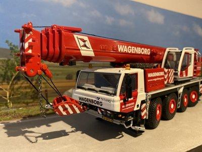 WSI WSI Tadano ATF 70 Mobil crane Wagenborg