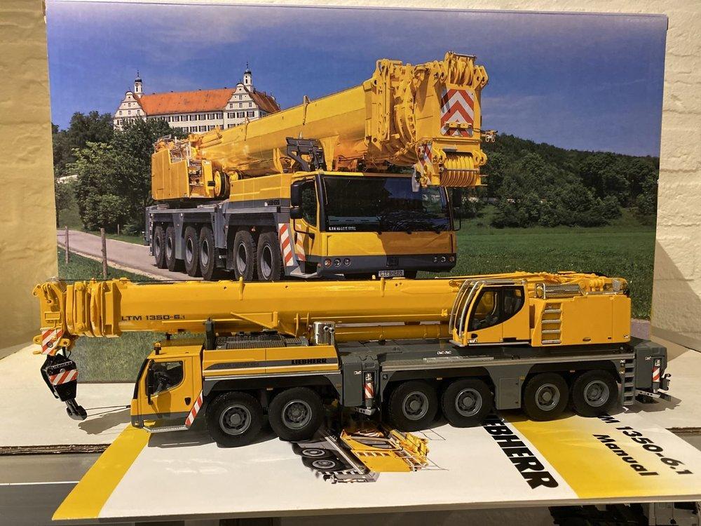 WSI WSI Liebherr LTM 1350-6.1 Mobilcrane Premium line