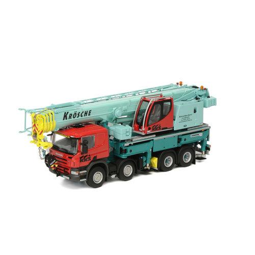 WSI WSI Liebherr LTF 1060-4.1 Scania P420 Krosche