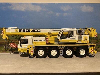 WSI WSI Tadano ATF 70 Mobil crane Mediaco