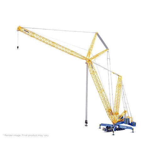 Sarens store NZG Liebherr LG1750 Lattice mast Crane Sarens