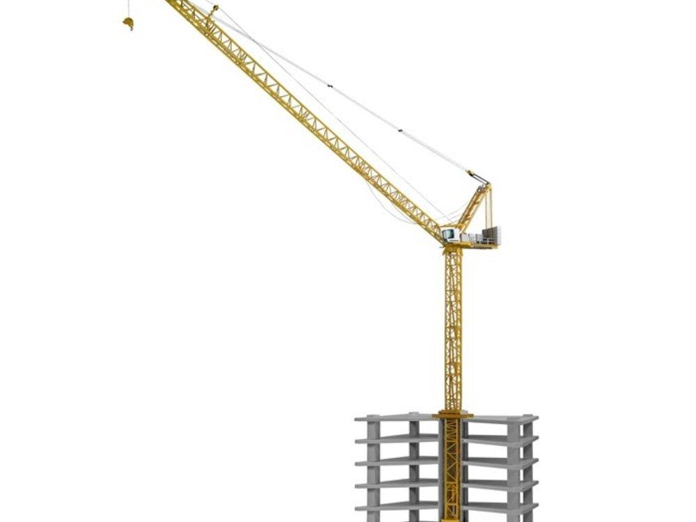 NZG NZG Liebherr 160 HCL Towercrane 1:87