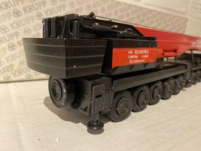 Conrad Modelle Conrad Krupp KMK 8350 Mobile Crane van Seumeren code 3 model