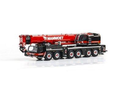 Mammoet store WSI Liebherr LTM 1350-6.1 Mobilcrane Mammoet
