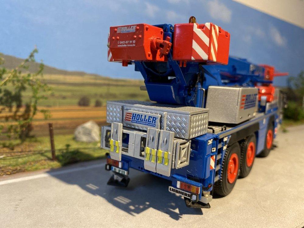 WSI WSI Liebherr LTM 1050-3.1 kraanwagen Holler Bremen