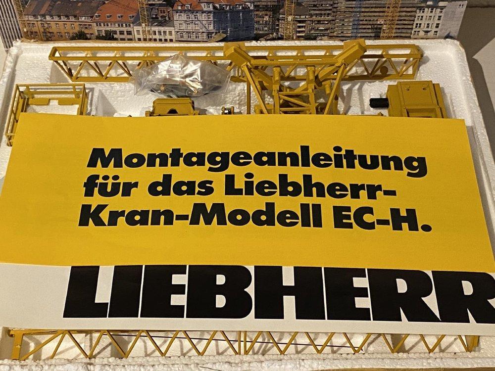 Conrad Modelle Conrad Liebherr EC-H Krane