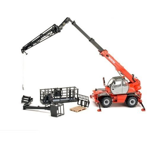ROS ROS Manitou MRT 2150 privilege with various accessories