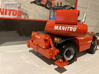 ROS ROS Manitou MRT 2150 privilege met diverse acc.