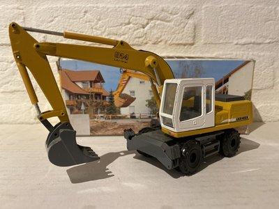 Conrad Modelle Conrad Liebherr A 914 Litronic excavator