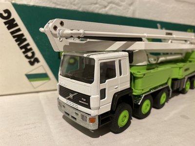 Conrad Modelle Conrad Volvo F6 concrete pomp Schwing KVM 52