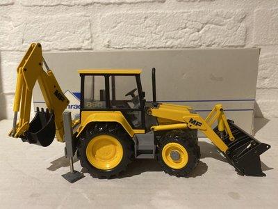 Conrad Modelle Conrad Massey Ferguson MF 860 Backhoe loader
