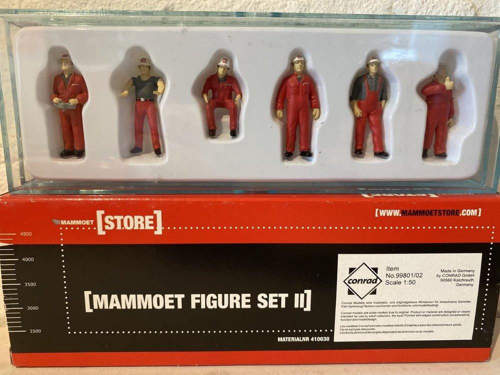 Mammoet store Conrad Figure set II Mammoet