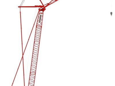 Mammoet store Conrad Liebherr LR1280 Litronic crawler crane Mammoet