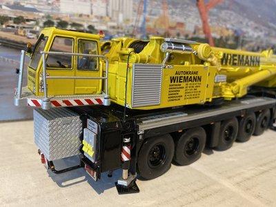 WSI WSI Liebherr LTM 1500-8.1 Mobilcrane Wiemann
