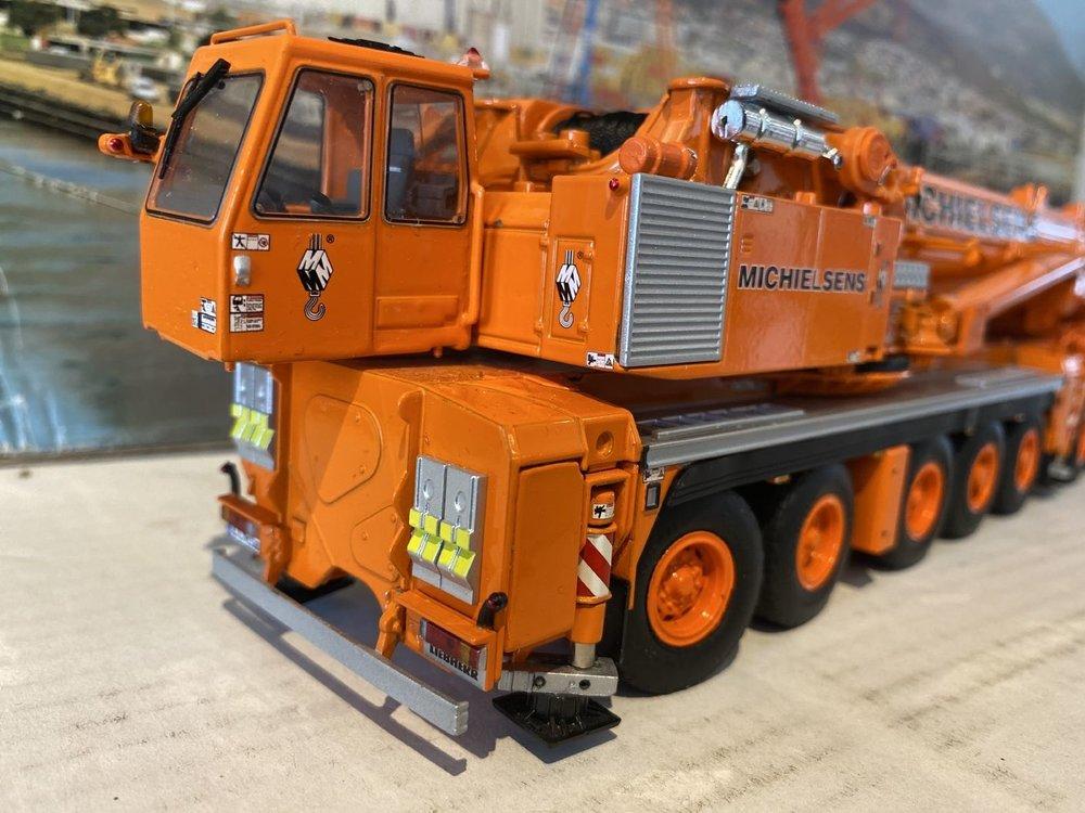 WSI WSI Liebherr LTM 1500-8.1 Mobilcrane Michielsen