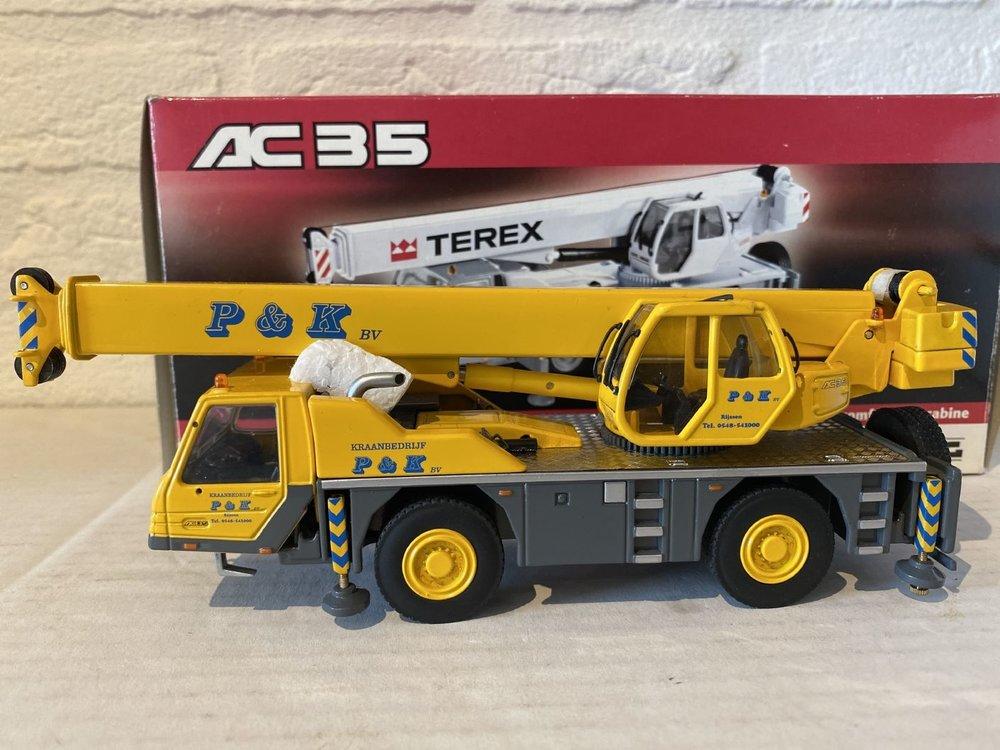 NZG NZG Terex-Demag AC35 kraanwagen P&K