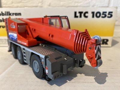 Conrad Modelle Conrad Liebherr LTC1055 mobil crane Cranes