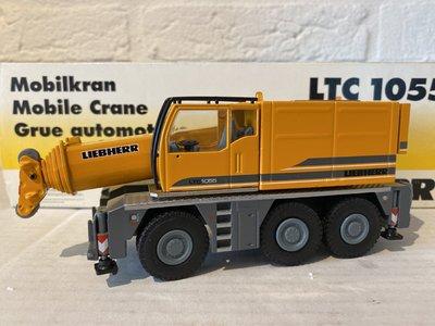 Conrad Modelle Conrad Liebherr LTC1055 mobil crane