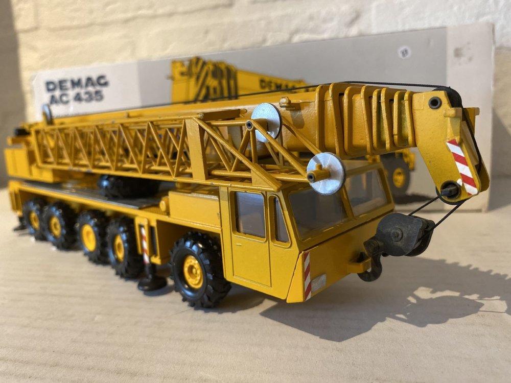 Conrad Modelle Conrad Demag AC435 mobile crane