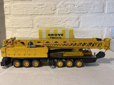 NZG NZG Grove TM1275 Mobile Crane