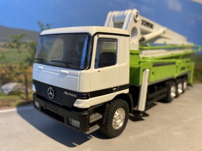Conrad Modelle Conrad Mercedes  Benz S 42 SX Schwing cement pomp