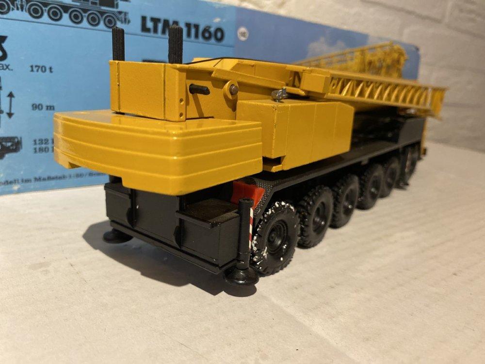 Conrad Modelle Conrad Liebherr LTM 1160 Mobile Crane