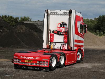 WSI WSI SCANIA S Highline 6x2 single truck Per Andersen