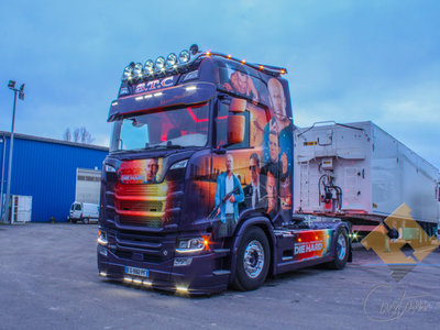 WSI WSI Scania S Highline 4x2 single truck STC
