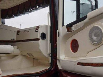 WSI WSI Scania R Topline met koeloplegger BEAU Alaskan Malamute