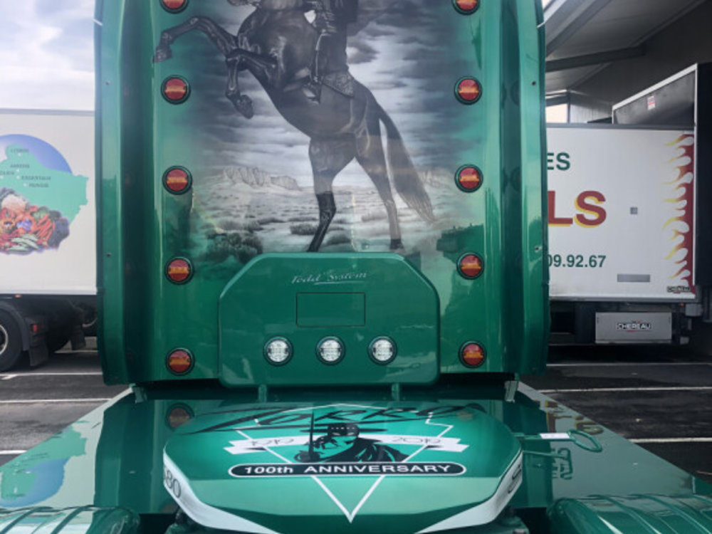 WSI WSI Scania S Highline 4x2 single truck Verbeke