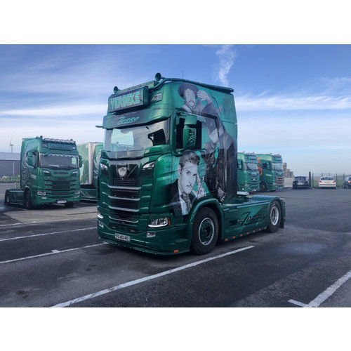 WSI WSI Scania S Highline 4x2 single truck Verbeke