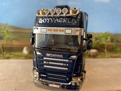 WSI WSI Scania R5 Topline 4x2 single truck Goyvaerts