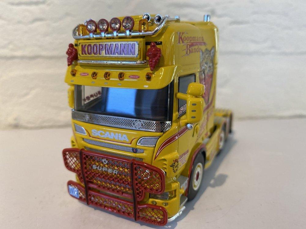 WSI WSI Scania R62 Topline 6x2 single truck Koopman