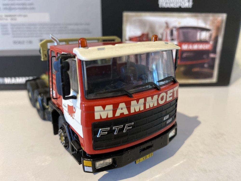 Mammoet store WSI FTF 6x4 single truck Mammoet