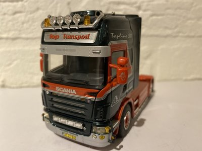WSI WSI Scania R Topline 4x2 single truck TOP transport